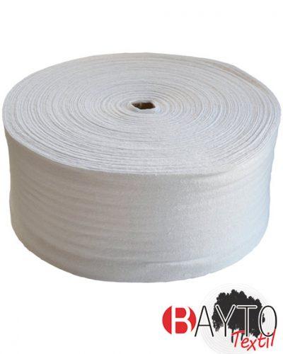 Funda de algodón para jamones blanca en bobina