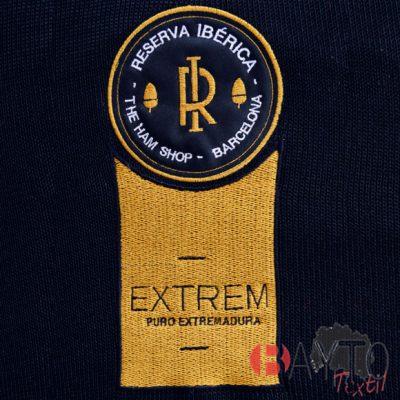 saco jamón algodon puro Extremadura