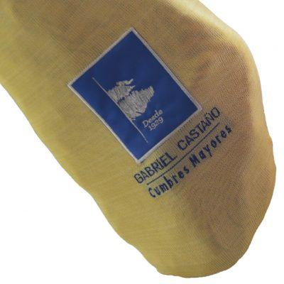 Funda de jamón bordada para Cumbres Mayores